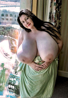 Real hot compilation of huge melons, huge boobs..