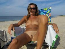 Voyeur shots at the nudist and naturist beach.....