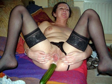 Anus and pussy insertion amateur pics