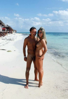 Gorgeous slutty girlfriend tropical swing resort