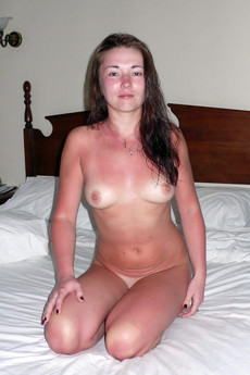 Fuckable and kissable nude girlfriends