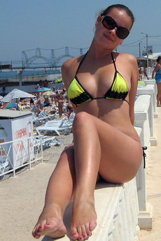 Awesome Teens swimwear, bikini beach photo