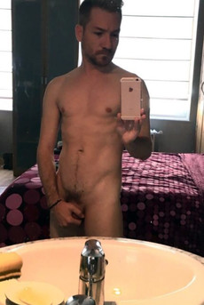 Private gay photos from members area