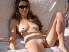 Swollen vagina and boobs, nude real UK wives