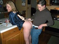 FFM amateur threesome homemade sex, shared hubby..