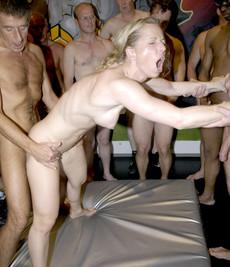 Amateur gangbang and swinger sex pics