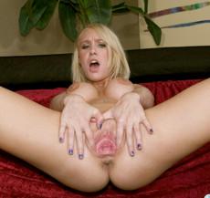 Amateur ex-girlfriend show off her hairy vagina