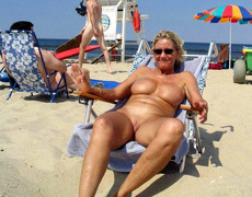 Nasty swingers, Cap D'agde public orgy on the..