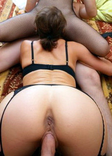 Secret amateur porn pictures with sex-hungry moms