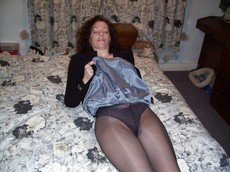 Good looking moms in the pantyhose, private..