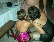 Huge old ass. Swingers of Germany receive sexual..