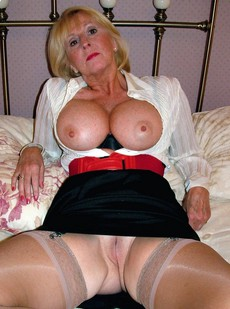 Private porn pictures with one wild granny and..