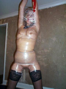 Bdsm xxx. Tie up your wife..