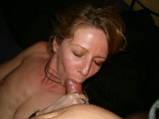 Dutch slut sucking.