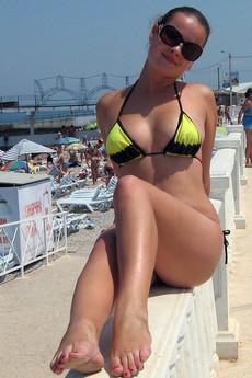 Awesome Teens swimwear, bikini beach photo