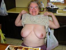 Mashing big Tits is very nice