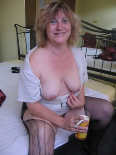 My wild for sex mature girlfriend, she is so..