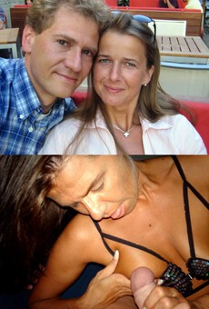 Beautiful amateur couples sex photos before and..