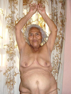 Ethnic Old whores exposes old pussies on private..